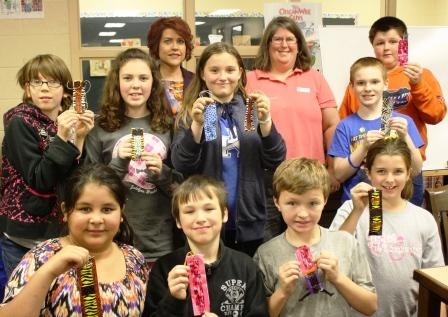 Graves Students partner with GC Library