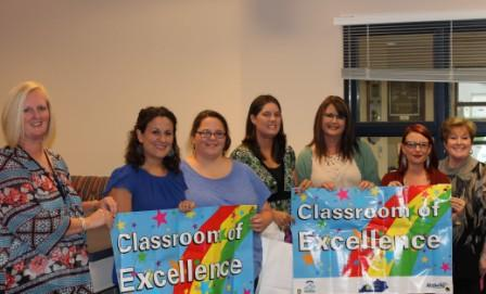 Graves County Schools offer 4 preschools of excellence