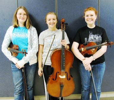 Graves students selected for all state