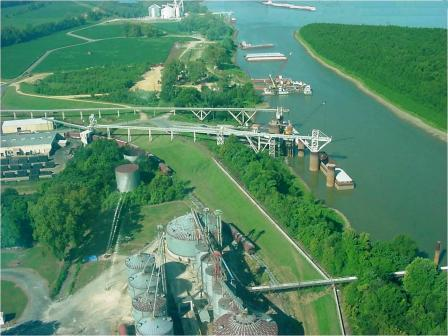 Riverport funding includes Fulton and Paducah