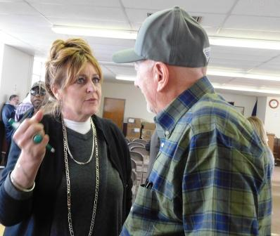 Desiree Owen announces challenge to 1st District Rep. Steve Rudy