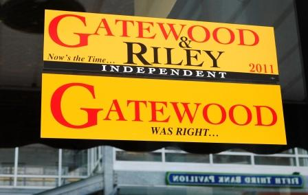 Gatewood was right.