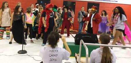 MADD Camp completes successful 4th year - with a lot of help from our friends