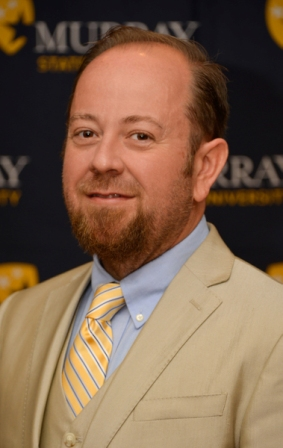 Dr. Brian Parr returns to Murray State as head of the department of agricultural science