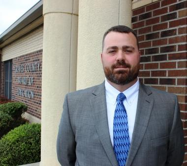 Graves County Board of Education selects Graves High principal Matthew Madding as district's new superintendent