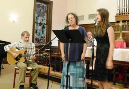 Heritage Days Event Old Hymn Sing Returns September 6th