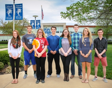 Eight PTHS students selected for Governor's Scholars Program