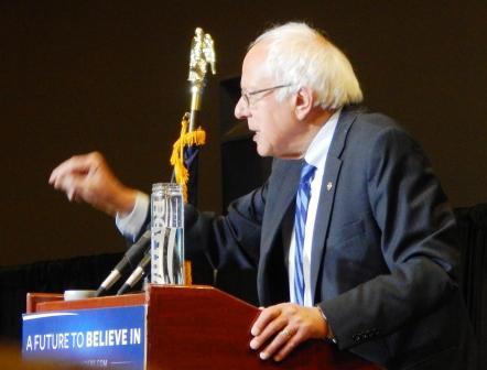 Bernie Sanders, the Ultimate Presidential Campaigner