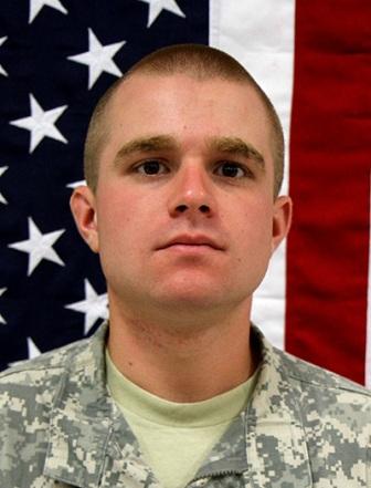 Army Specialist:  John M. Dawson