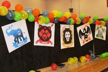 Symsonia Elementary School sorts students, teachers, staff into 'houses'