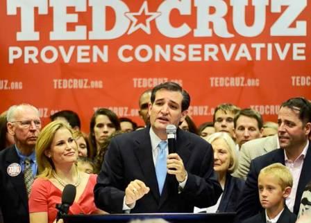 Ted Cruz - his 12 step plan