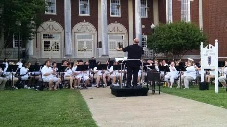 Murray State University Town & Gown Community Band Concert to take place on June 7