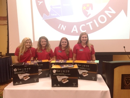 Young Leaders in Action are Grand Showcase Champions