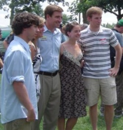 Regarding Jack Conway and passion at the picnic