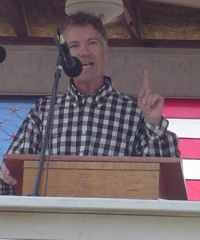 Rand Paul - it's all the career pols fault
