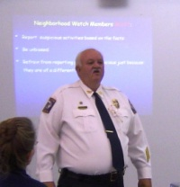 Fulton Police Chief Powell plans Neighborhood Watch program