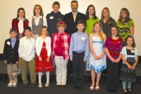 Commissioner Farmer honors poster contest winners