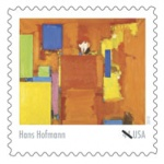 Post Office honors ten abstract painters with new stamps