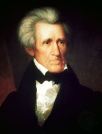 Deja vu all over again-Old Hickory and the 2nd Nat'l Bank