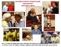 Photos from the Graves County Democratic Breakfast