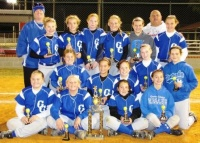 Graves wins Kentucky middle school softball championship