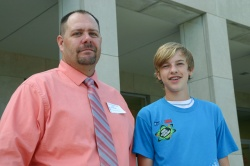 Paducah Tilghman Student top KY science entry