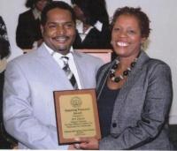 PTHS Principal wins Educator of Year at NAACP Banquet