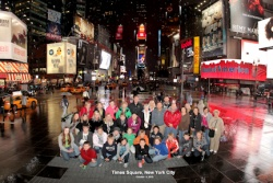 Graves school group tours New York, next stop: Chicago