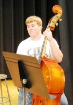 GRAVES  NATIONAL HONOR ORCHESTRA PARTICIPANT –