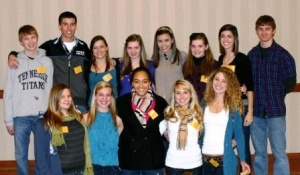 PTHS students attend Senior Beta Convention