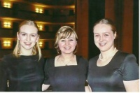 Graves High student-vocalists perform in KMEA All-State Women's Choir