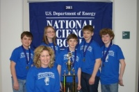 Paducah Middle wins Science Bowl