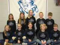 Clark Academic Team Earns Top State Score For Thinking Cap Quiz Bowl