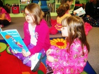 Farmington Elementary celebrates reading