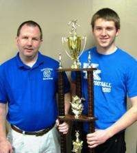 Graves High student wins boys' individual state bowling championship in school's first year of competition