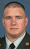 Ft. Campbell Soldier: Sgt. 1st Class Charles L. Adkins