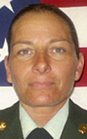 Ft. Campbell Soldier: Staff Sgt. Cynthia R. Taylor