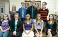 Graves High well-represented in 2011 Governor's Scholars Program
