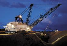 EPA involvement in strip mine permits - two perspectives