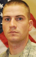 Fort Knox Soldier: Spc. Michael D. Elms
