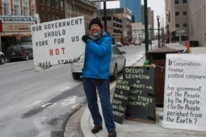Occupy Lexington is Alive and Planning for a Spring Offensive