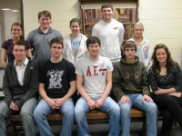 Graves High students place well in FBLA 2012 regionals, qualify for state