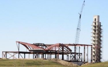 History Theme Park Takes Shape in West Tennessee
