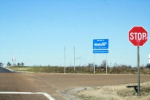 Rural Political Boundaries Define Modern Cultural Barriers & Walls