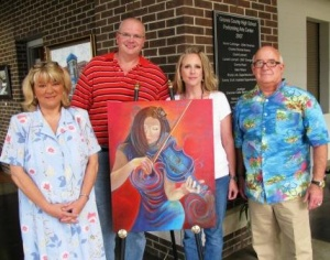 Graves Co. art teacher leaves behind grateful students and scholarship