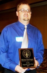 District One Engineer earns honor for bridge reconstruction