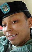 Fort Campbell Soldier: Pfc. Patricia L. Horne