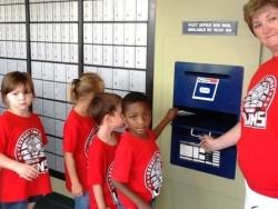 Sedalia kindergarteners learn community matters