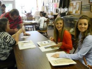 High School & Chamber start Third Year Leadership Class