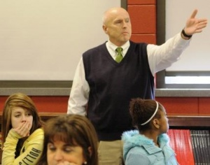 Hickman County Superintendent Wilson honored by MSU